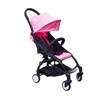 Chris Olins Stroller Baby Clever jual baby stroller pink harga menarik blibli