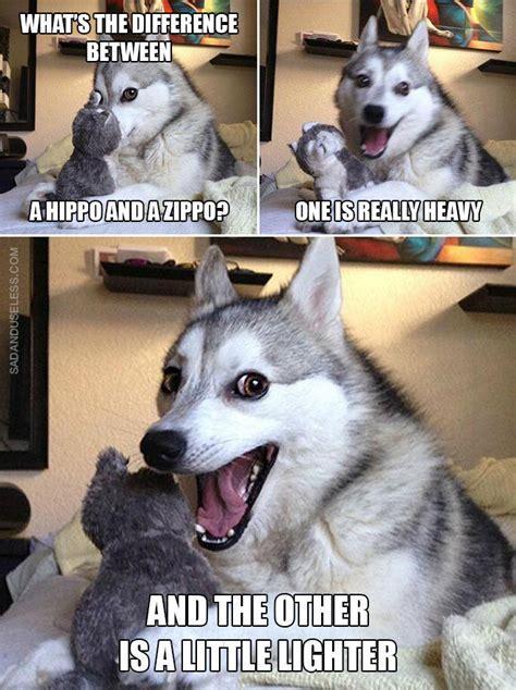 puppy puns pun