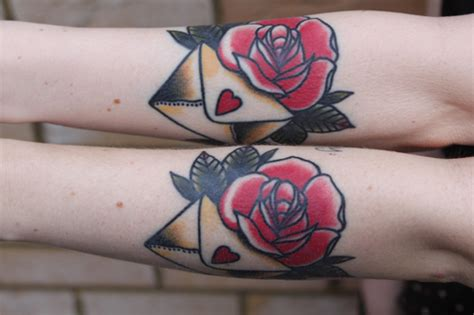 matching rose tattoos vintage the official for things ink