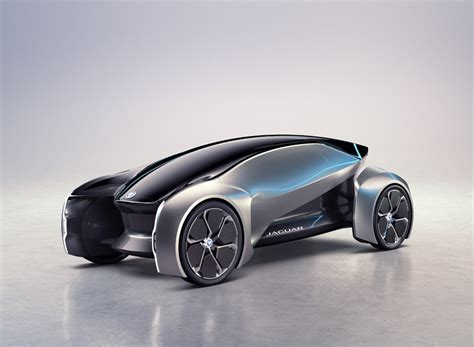 designboom jaguar jaguar s future type electric self driving concept can be