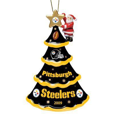 steelers christmas ornaments steeler girl 4 life