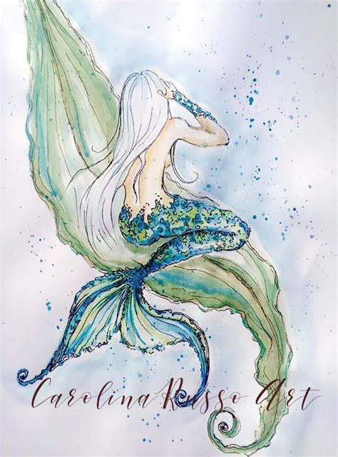 watercolor tattoo kiel 17 best ideas about watercolor mermaid on