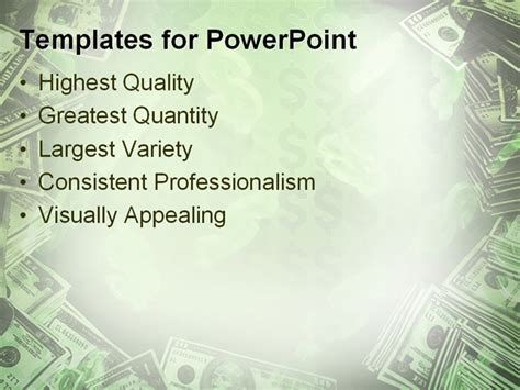 templates powerpoint money money ppt background powerpoint backgrounds for free