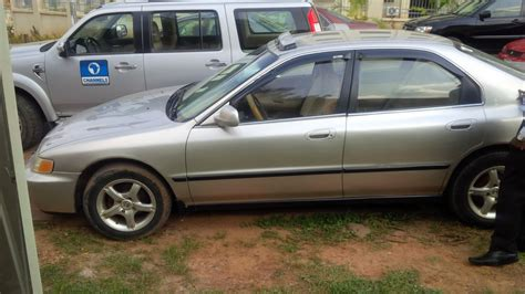 96 Honda Accord For Sale by Used Honda Accord 96 Academy For Sale In Abuja Autos