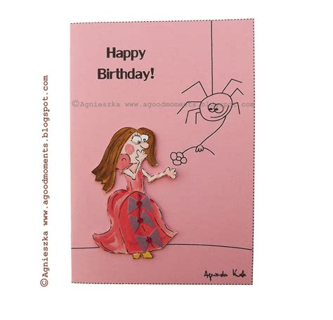 Humor Birthday Cards Good Moments Funny Birthday Card śmieszna Kartka Urodzinowa