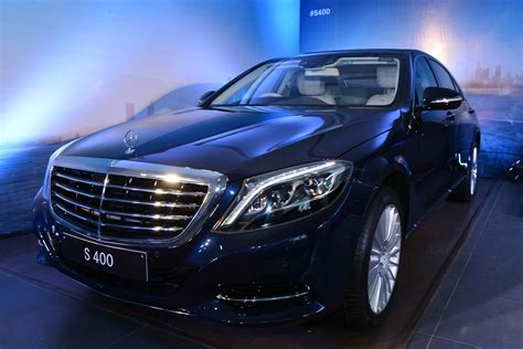 mercedes car lineup mercedes enhances its lineup with the luxurious s 400
