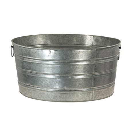 galvanized bathtubs bar beverage service archives celebrations party rentals