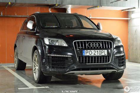 Audi V12 by Audi Q7 V12 Tdi 13 January 2017 Autogespot