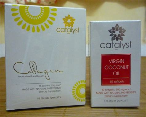 Vco Collagen Catalyst lyna collection