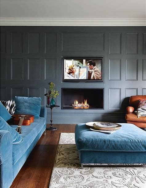 large pictures for living room walls contemporary tv wall modern linear fireplace done traditional love this the
