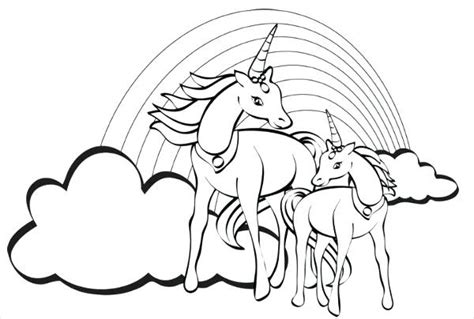 printable unicorn with wings unicorn coloring books coloring page freescoregov com