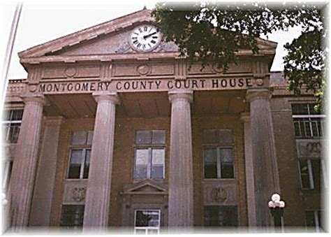 montgomery county court house montgomery county north carolina