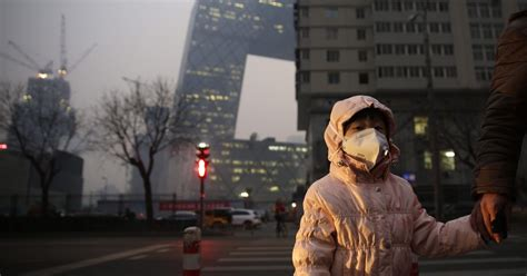 beijing not the most polluted city in the world