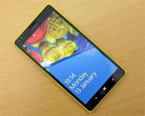 nokia 1520 review nokia lumia 1520 review big and bold