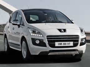 Buy Peugeot 3008 Peugeot 3008 Hybrid 4 Technical Details History Photos
