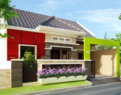 Karpet Atap Rumah model rumah minimalis modern type 36 dan 70 terbaru 2015
