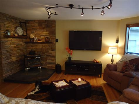 wood stove ideas living rooms family room the wood stove in the corner for the family room addition