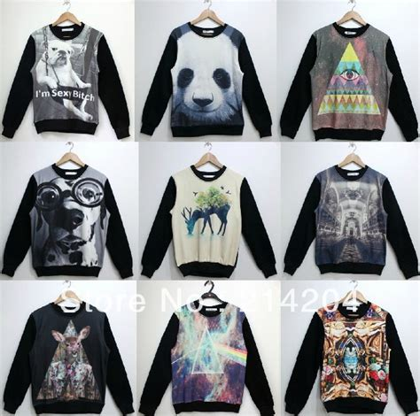 aliexpress hoodies aliexpress com buy smlxl harajuku animal galaxy letters