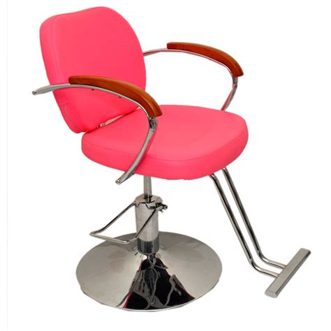 styling chair h7007 pink