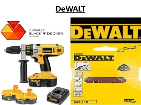 Https Www Slideshare Net Sethmsparks Black Decker 1990 Strategy Mba by Black And Decker Corporation Power Tool Division