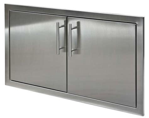stainless steel access doors bbq doors danver