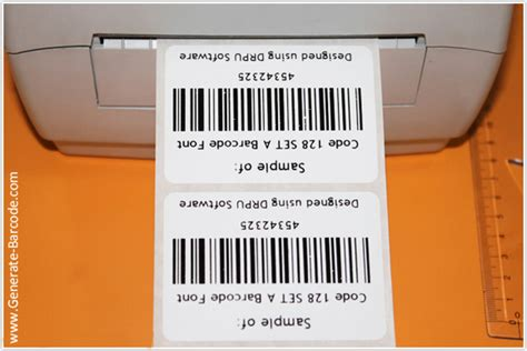 Label Sticker Barcode Thermal 50x25 1 1 Line 1000 Pcs design barcode labels for industrial and shipping industry benefits of barcodes for business