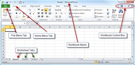 excel layout names microsoft excel basics an introduction to the excel