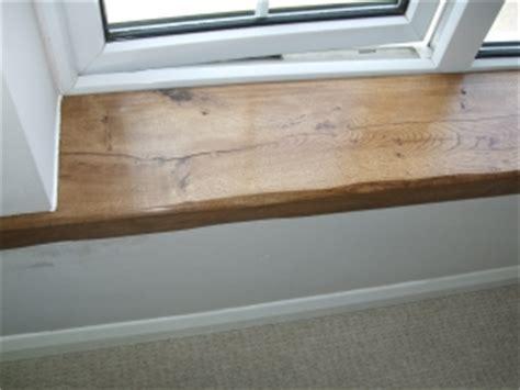 Window Sill Wrap Period Oak Beam Oak Window Sill Oak Boards Oak Beam
