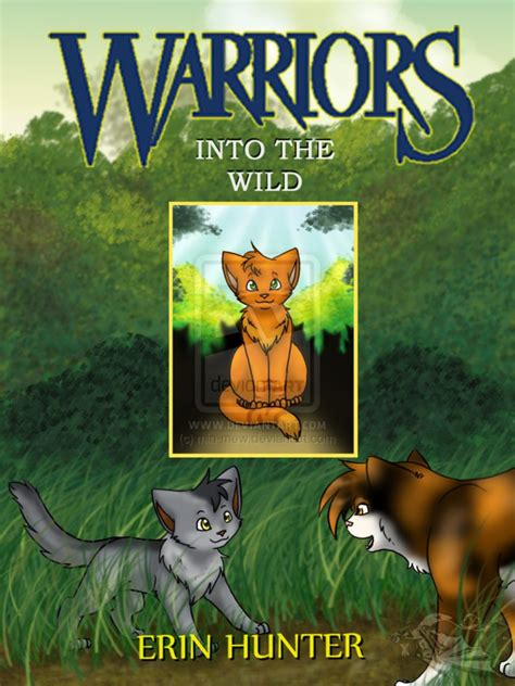 Novel Warriors warriors into the cover by min mew on deviantart warrior cats warrior cats
