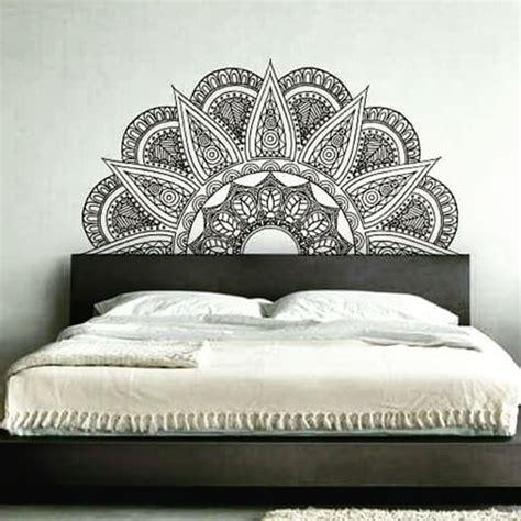 tete de lit papier peint 261 resultado de imagen de vinilo mandala deco rooms diy