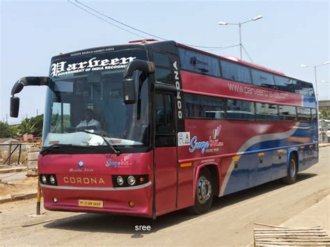 Sleeper Buses From Bangalore To Pondicherry by Volvo B9r Page 2496 India Travel Forum Bcmtouring