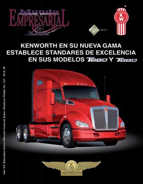 partes de kenworth 100 partes de kenworth camion kenworth en escala 1