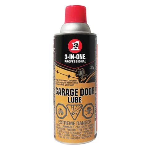 Lubricant For Garage Door Garage Door Lubricant 311 G Rona