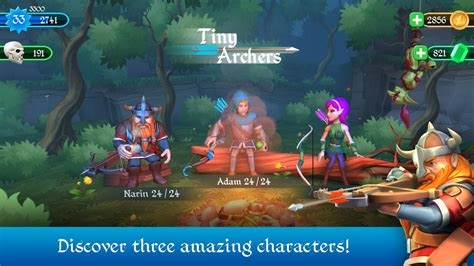 tiny apk tiny archers apk v1 3 25 0 mod money android