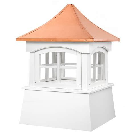 Houses With Cupolas by Directions 84 In X 128 In Vinyl Cupola With