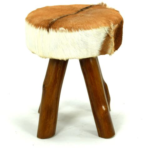 White And Brown Stool by Ris 628 Stool White And Brown Home Source