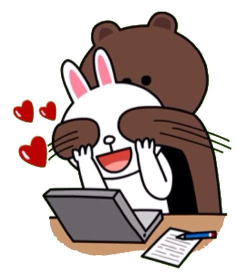 Kaos Line Emoticon Cony 15 18 best brown and cony images on