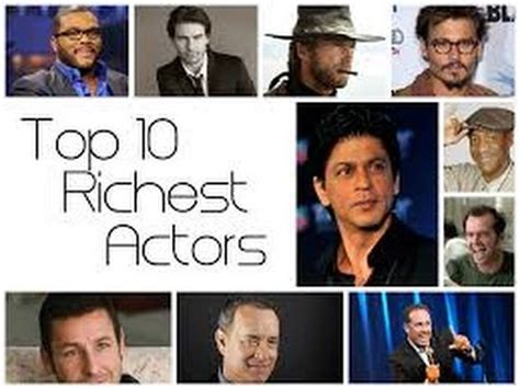 top 10 most richest actors in the world 2018 forbes magazine rankings