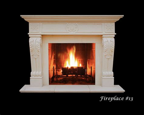 evergreen charm of cantera fireplaces
