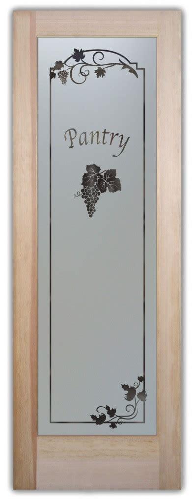 Etched Glass Pantry Door Etched Glass Pantry Doors Sans Soucie Glass