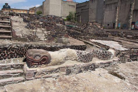 imagenes de ruinas aztecas file templo mayor 2015 015 jpg wikimedia commons