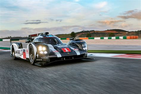 Porsche 919 Power Porsche 919 Hybrid Loses Power Gains Aerodynamic Updates