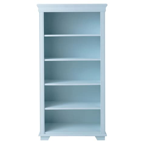 Child S Bookcase child s bookcase blue pastel pastel maisons du monde