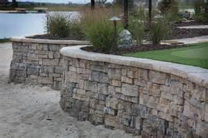 retaining walls project type watkins concrete block