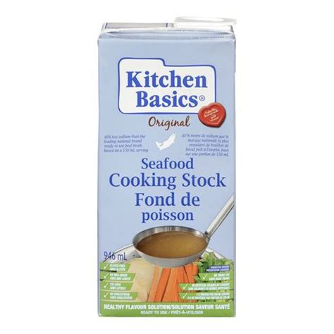 Kitchen Basics Cooking Stock Kitchen Basics Original Seafood Cooking Stock Walmart Ca