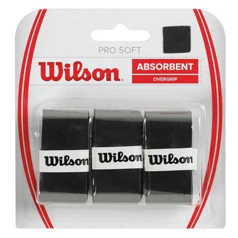 Wilson Grip Pro Isi 3 Orange wilson pro overgrip soft for tennis set of 3 black soft
