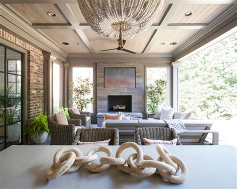 covered patio with fireplace covered patio fireplace design ideas
