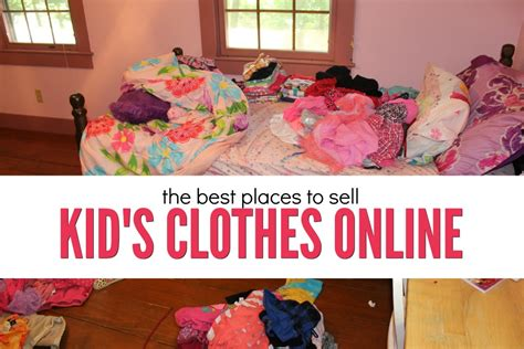 my favorite places to sell clothes single