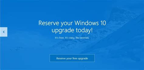 reserve your free windows 10 how to register for free windows 10 upgrade