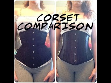 waist training 19th century corset on a comeback metro corset comparison rebel madness vs ebay quot waist training